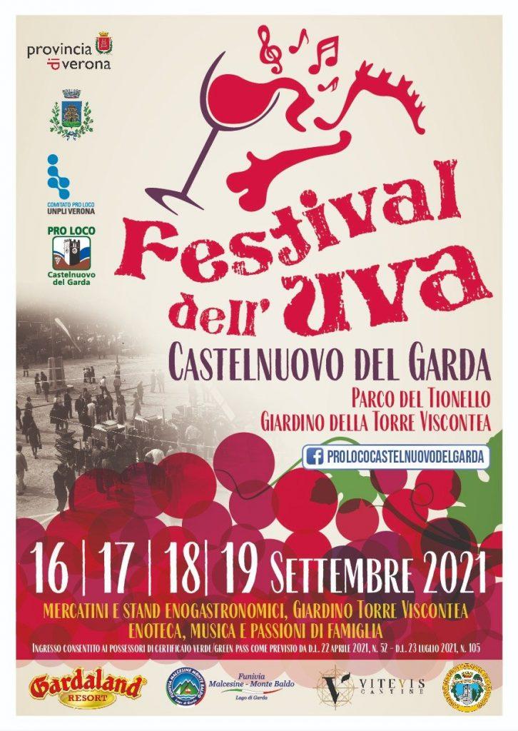 Festival Dell'Uva a Castelnuovo del Garda