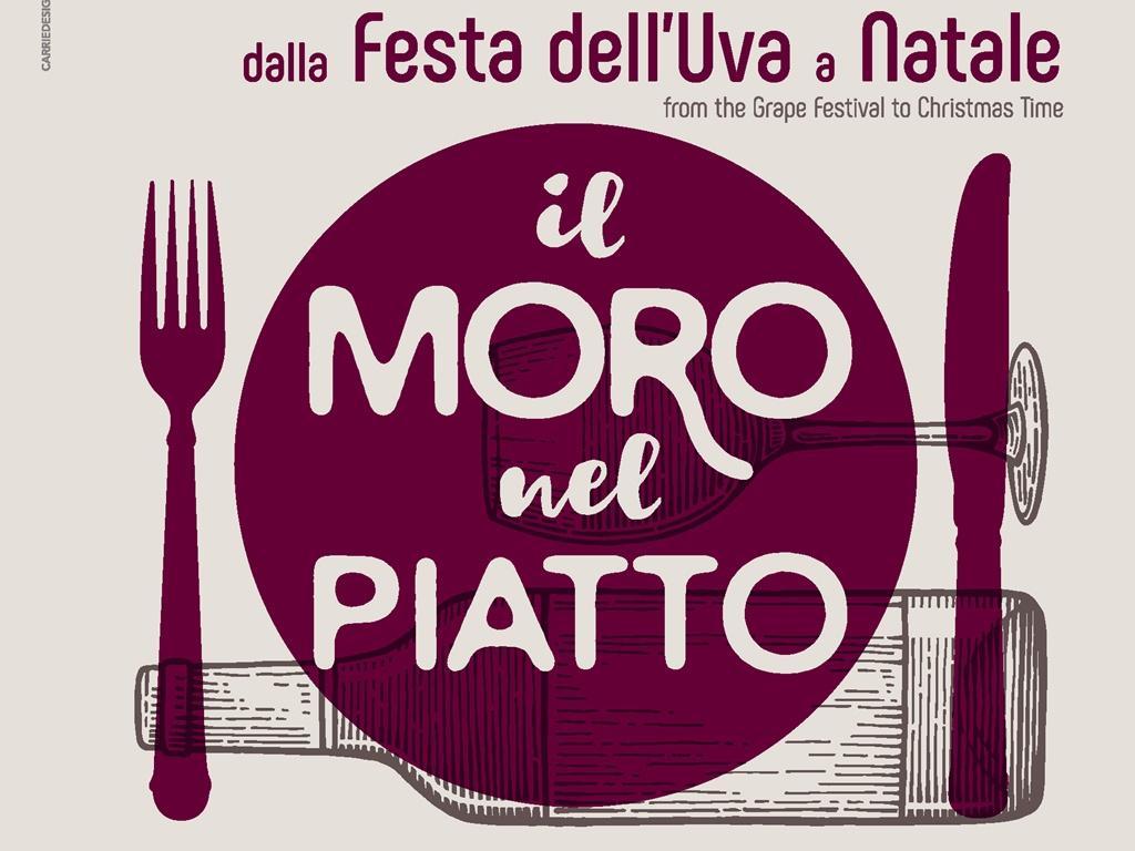Il Moro nel Piatto e i vini del territorio